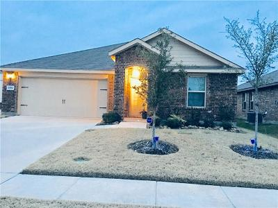 Forney Single Family Home For Sale: 2302 Tombstone Drive
