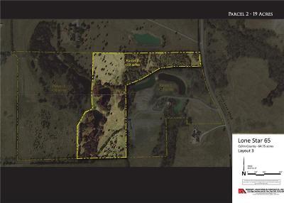 Celina Farm & Ranch For Sale: 6160 County Rd 1103 19ac