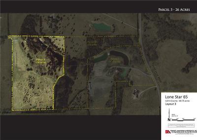 Celina Farm & Ranch For Sale: 6160 County Rd 1103 26 Ac