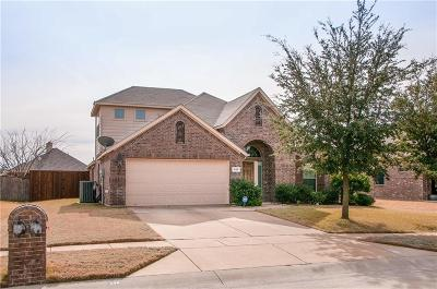 Forney Single Family Home For Sale: 240 Archer Way
