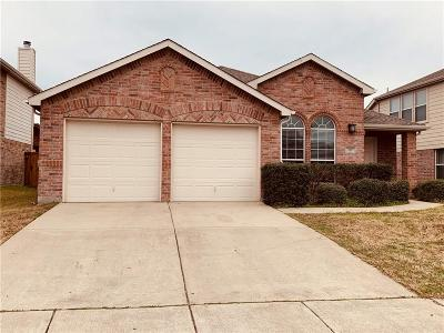 Wylie Single Family Home For Sale: 319 Highland View Drive