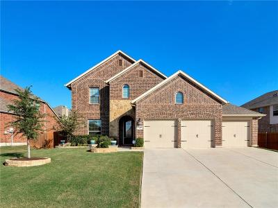 Fort Worth Single Family Home Active Kick Out: 14408 Seventeen Lakes Boulevard