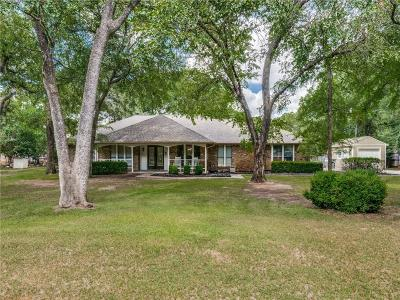 Fort Worth Single Family Home For Sale: 11635 Harbor East Drive