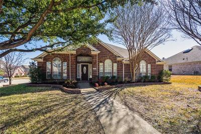 Rowlett Single Family Home For Sale: 4102 Watersedge Drive