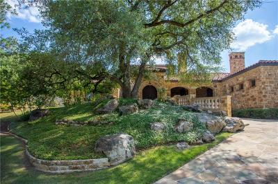 Fort Worth Single Family Home For Sale: 1108 Pebble Creek Road