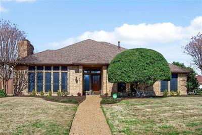 Plano Single Family Home For Sale: 1601 Huron Trail