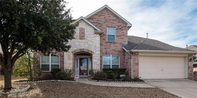 Arlington Single Family Home For Sale: 2504 Foxpoint Trail
