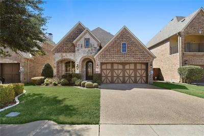 Frisco Single Family Home For Sale: 25 Pristine Pond Drive