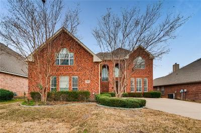 Keller Single Family Home For Sale: 1202 Whispering Oaks Drive
