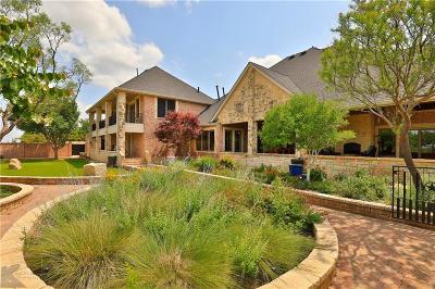 Abilene Single Family Home For Sale: 1208 Saddle Lakes Drive