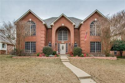 Lewisville Single Family Home For Sale: 1910 Campfire Court