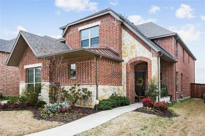 The Colony Single Family Home For Sale: 2616 Marble Creek Drive