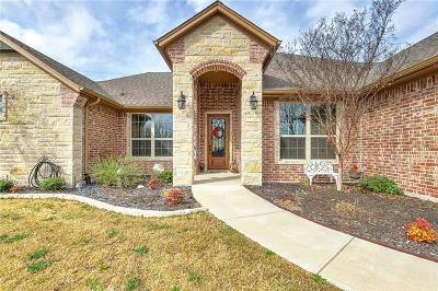 Granbury Single Family Home Active Option Contract: 10507 Ravenswood Road