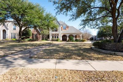 Allen Single Family Home For Sale: 704 Beaumont Court