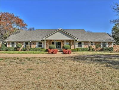 Cleburne Single Family Home For Sale: 713 Stonelake Drive