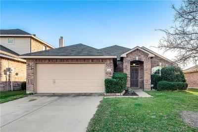 Forney Single Family Home For Sale: 1009 Johnson City Avenue