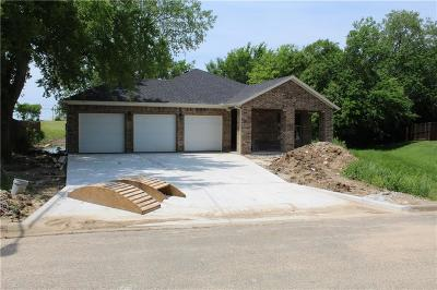 Sherman Single Family Home For Sale: 1700 Fairway Dr