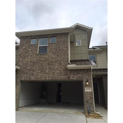 Townhouse For Sale: 8255 Snapdragon Way