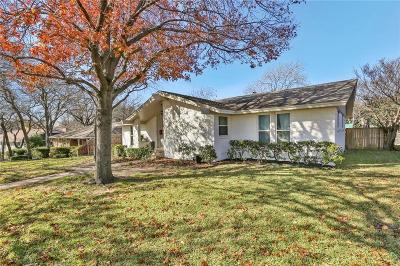 Single Family Home For Sale: 8905 Forest Cliff Drive