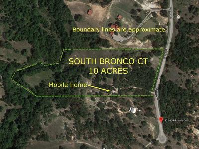 Springtown Farm & Ranch For Sale: Tbd S Bronco Court