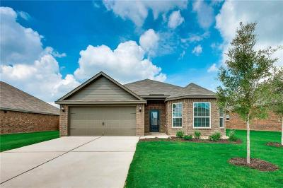 Crowley Single Family Home For Sale: 1537 Millennium Drive