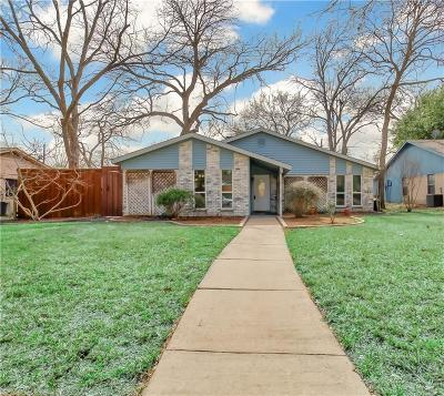 Plano Single Family Home For Sale: 3012 Kingston Drive