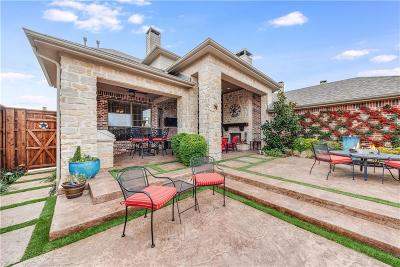 Denton County Single Family Home Active Option Contract: 2413 Hardrock Castle Drive