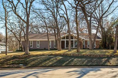 Euless Single Family Home For Sale: 601 Summit Ridge Drive