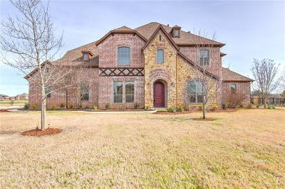 Terrell Single Family Home Active Contingent: 8355 Maplewood Drive