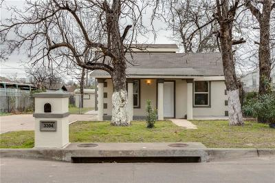 Single Family Home For Sale: 3304 N Nichols Street