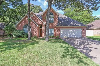 Burleson Single Family Home For Sale: 648 Parkridge Boulevard