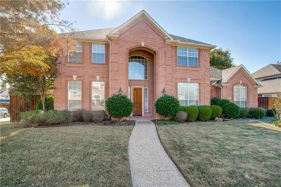 Plano Single Family Home For Sale: 3800 Morning Dove Drive