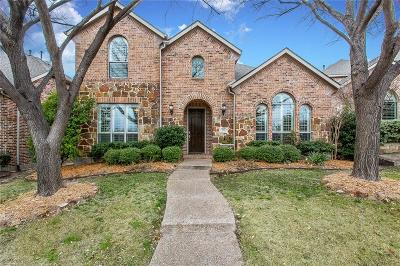 Allen Single Family Home Active Option Contract: 1214 Amy Drive