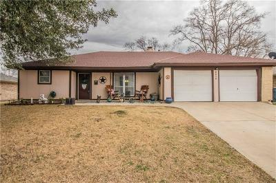 Fort Worth Single Family Home For Sale: 6213 Wheaton Drive