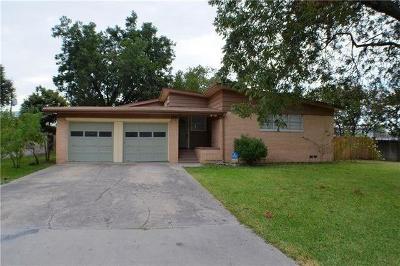 Single Family Home For Sale: 3222 Shelia Lane