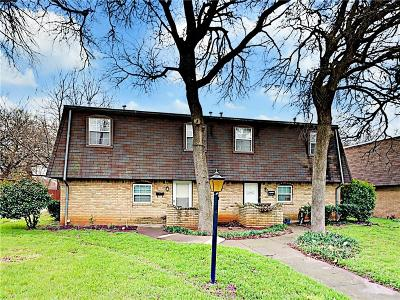 Richland Hills Residential Lease For Lease: 7604 Bridges Avenue #B