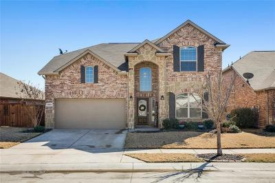 Prosper Single Family Home For Sale: 16624 Toledo Bend Court