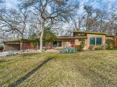 Single Family Home Active Contingent: 1120 Easton Road