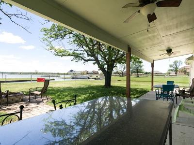 Azle Single Family Home For Sale: 10744 Power Squadron Road