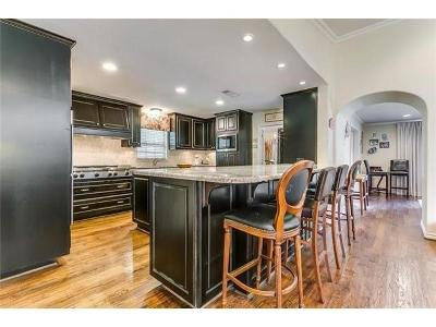 Fort Worth Single Family Home For Sale: 6821 Middle Road