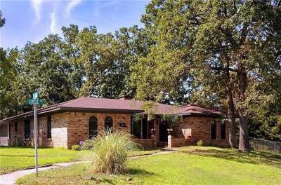 Denison Single Family Home For Sale: 146 Circle Drive