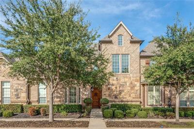 Colleyville Townhouse Active Option Contract: 3816 Bur Oak Drive