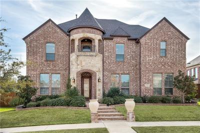 Frisco Single Family Home Active Option Contract: 2569 Dearborn Lane