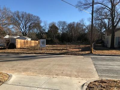 Fort Worth Residential Lots & Land For Sale: 3703 Wildwood Road