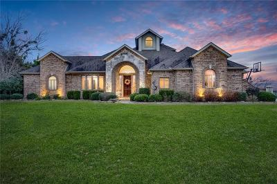 Rockwall Single Family Home Active Option Contract: 119 Equestrian Drive