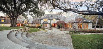 Dallas Single Family Home For Sale: 4906 Park Lane