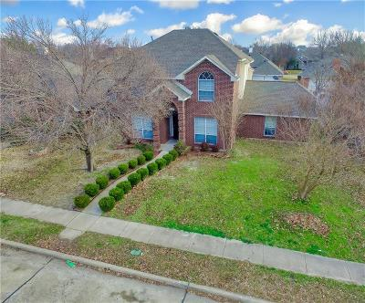 Rowlett Single Family Home For Sale: 6518 Livingstone Street