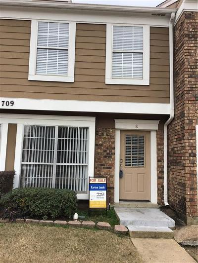 Mesquite Townhouse For Sale: 709 Lee Street #8