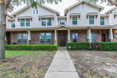 Lewisville Townhouse For Sale: 682 S Charles Street