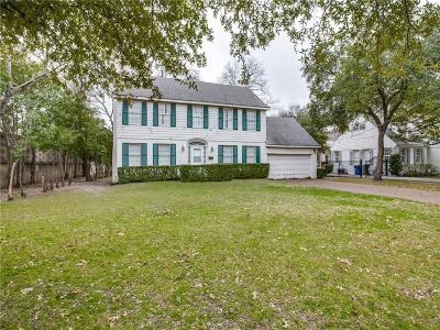 Greenway Park, Greenway Parks, Greenway Parks Add Single Family Home For Sale: 5550 Montrose Drive
